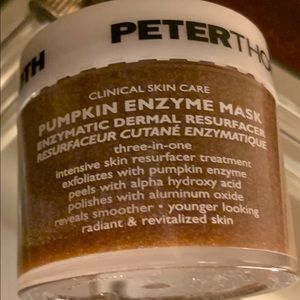 Peter Thomas Roth Other - Peter Thomas Roth Pumpkin Enzyme Mask - 1.7 New